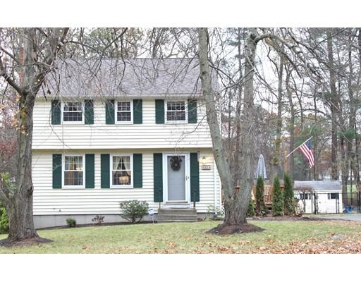 Single Family Home for Sale at 491 Pond Street 491 Pond Street Franklin, Massachusetts 02038 United States