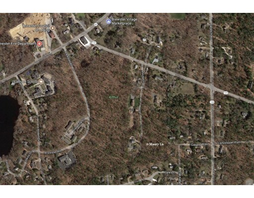 Land for Sale at Maury Lane Brewster, Massachusetts 02631 United States