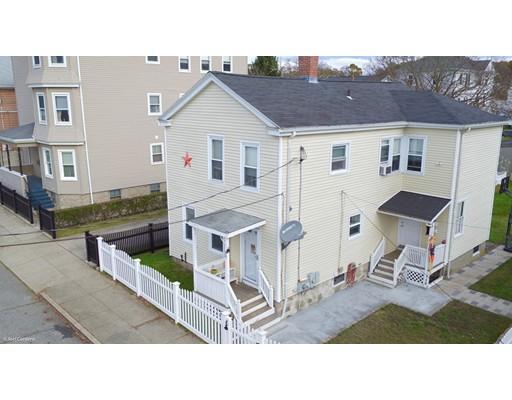 Multi-Family Home for Sale at 91 Johnson Street 91 Johnson Street Fall River, Massachusetts 02723 United States