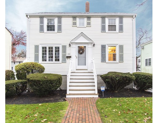 Picture 1 of 162 No Central Ave  Quincy Ma  3 Bedroom Single Family#