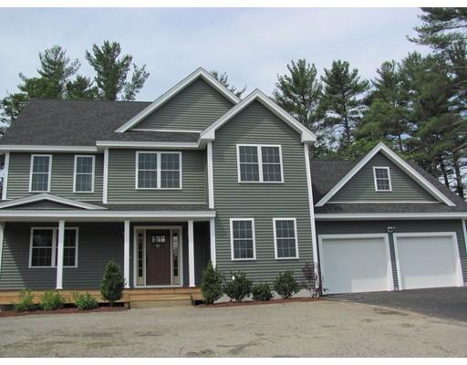 واحد منزل الأسرة للـ Sale في 10 Harbor Trace 10 Harbor Trace Townsend, Massachusetts 01469 United States