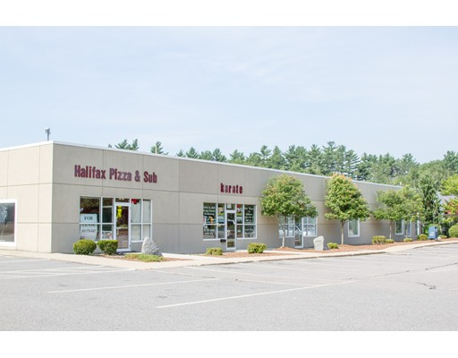 Commercial for Sale at 416 Plymouth Street 416 Plymouth Street Halifax, Massachusetts 02338 United States