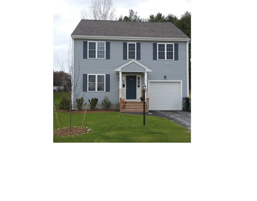 Single Family Home for Sale at 54 Prattown Lane 54 Prattown Lane Bridgewater, Massachusetts 02324 United States