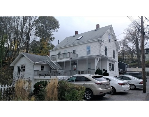 Multi-Family Home for Sale at 24 Hersam Street 24 Hersam Street Stoneham, Massachusetts 02180 United States