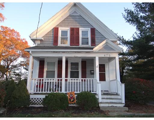 Частный односемейный дом для того Аренда на 475 Pleasant Street 475 Pleasant Street Stoughton, Массачусетс 02072 Соединенные Штаты