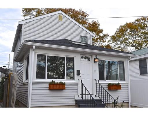 独户住宅 为 销售 在 17 Woodland Circle Wareham, 02571 美国