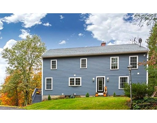 Single Family Home for Sale at 210 Sewall Street 210 Sewall Street Boylston, Massachusetts 01505 United States