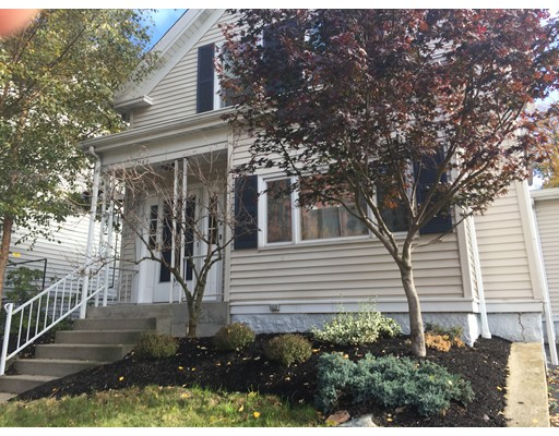 Single Family Home for Rent at 244 CRESCENT STREET 244 CRESCENT STREET Waltham, Massachusetts 02453 United States