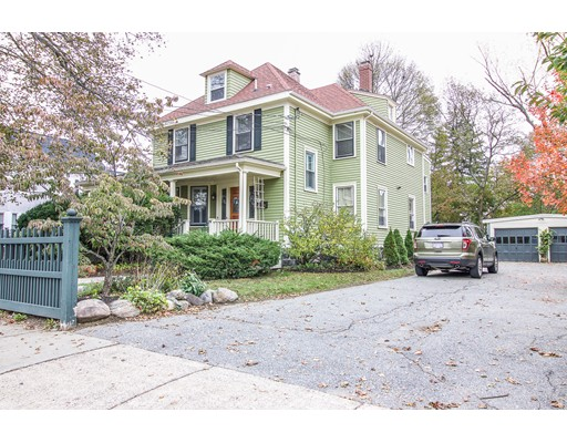Single Family Home for Rent at 12 Canal Street Winchester, 01890 United States
