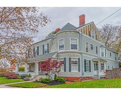 Single Family Home for Sale at 106 Elmwood Road 106 Elmwood Road Swampscott, Massachusetts 01907 United States