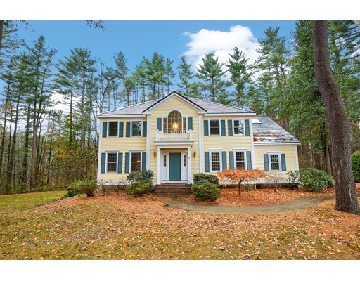 Single Family Home for Sale at 65 Riverbend Drive 65 Riverbend Drive Groton, Massachusetts 01450 United States