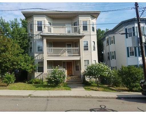 Multi-Family Home for Sale at 50 Lithgow Street 50 Lithgow Street Boston, Massachusetts 02124 United States