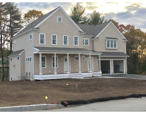 Частный односемейный дом для того Продажа на 2 Cottage Lane 2 Cottage Lane Marshfield, Массачусетс 02050 Соединенные Штаты