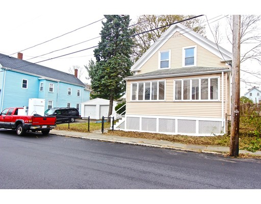 Single Family Home for Sale at 89 Tremont Street 89 Tremont Street Salem, Massachusetts 01970 United States