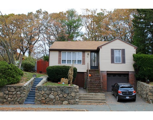 Single Family Home for Sale at 581 Lynnfield Street 581 Lynnfield Street Lynn, Massachusetts 01904 United States