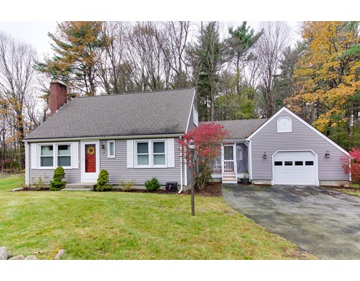 Single Family Home for Sale at 13 Kerry Craig Circle 13 Kerry Craig Circle Northborough, Massachusetts 01532 United States