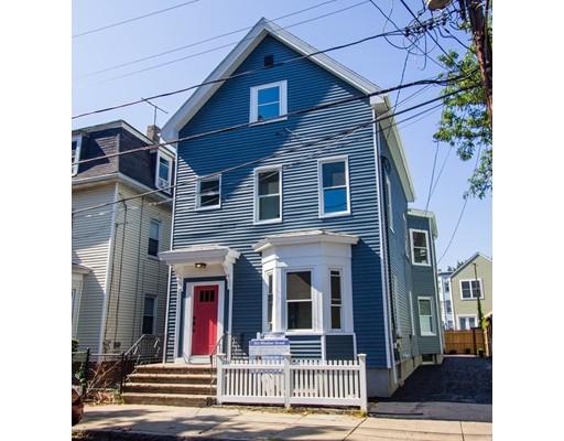 独户住宅 为 出租 在 363 Windsor 坎布里奇, 02141 美国