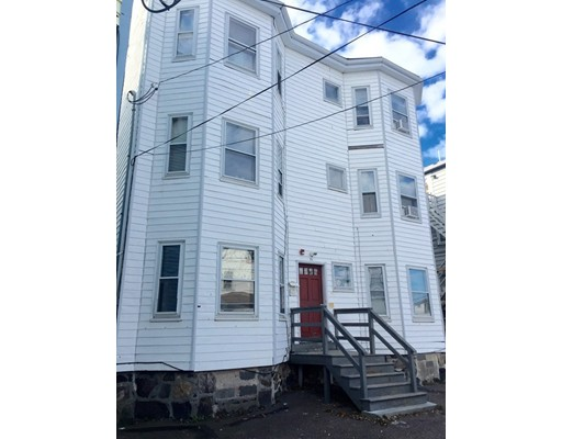 Multi-Family Home for Sale at 59 Dolphin Avenue 59 Dolphin Avenue Revere, Massachusetts 02151 United States