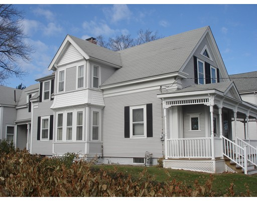 Casa Unifamiliar por un Venta en 6 Spring street 6 Spring street Taunton, Massachusetts 02780 Estados Unidos