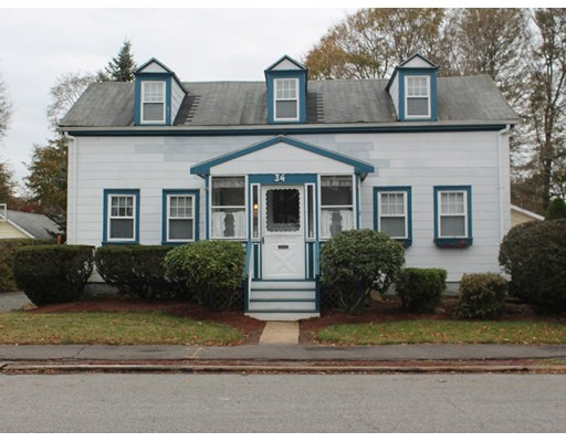 Single Family Home for Sale at 34 Pleasant Street Saugus, 01906 United States