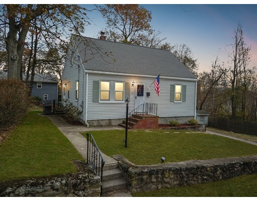 Single Family Home for Sale at 178 Dale Street 178 Dale Street Dedham, Massachusetts 02026 United States