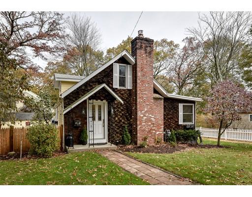 獨棟家庭住宅 為 出售 在 10 BORDER ROAD 10 BORDER ROAD Natick, 麻塞諸塞州 01760 美國