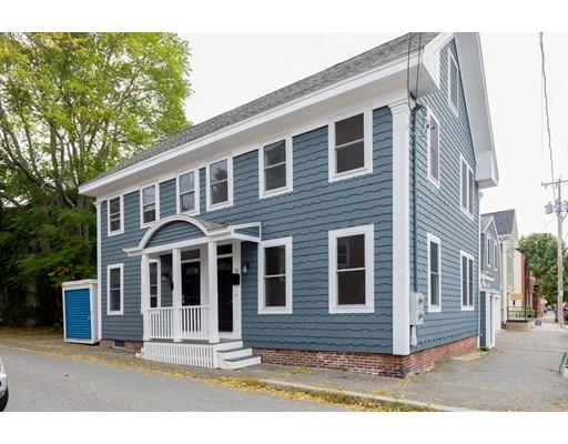 Condominio por un Venta en 22 Center Street 22 Center Street Newburyport, Massachusetts 01950 Estados Unidos