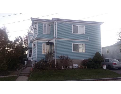 Single Family Home for Sale at 283 Detroit 283 Detroit Fall River, Massachusetts 02721 United States