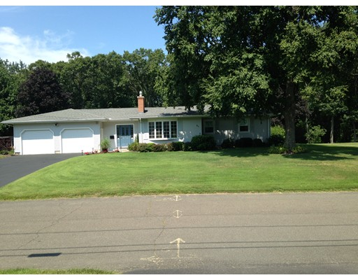 独户住宅 为 销售 在 21 Grandview Street 21 Grandview Street South Hadley, 马萨诸塞州 01075 美国