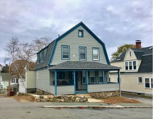 Single Family Home for Sale at 11 Harrison Avenue 11 Harrison Avenue Gloucester, Massachusetts 01930 United States