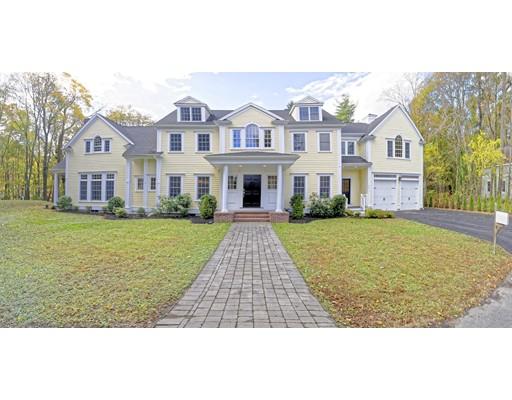 Maison unifamiliale pour l Vente à 211 Dudley Lane 211 Dudley Lane Milton, Massachusetts 02186 États-Unis