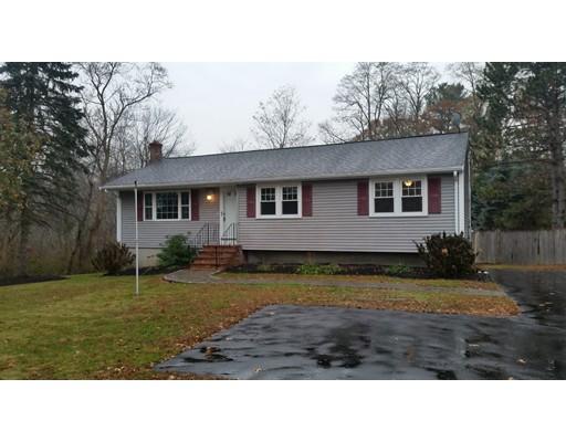 独户住宅 为 销售 在 210 N Main Street West Bridgewater, 02379 美国