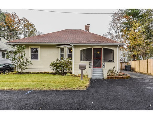Single Family Home for Sale at 68 Massachusetts Avenue 68 Massachusetts Avenue Dedham, Massachusetts 02026 United States