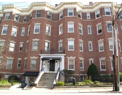 コンドミニアム のために 売買 アット 369 Tappan Street 369 Tappan Street Brookline, マサチューセッツ 02445 アメリカ合衆国