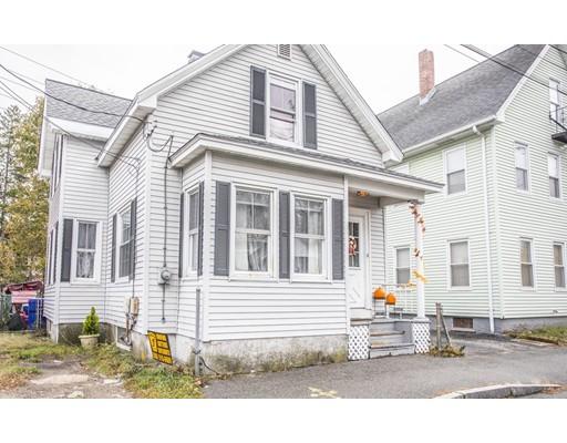 Casa Unifamiliar por un Venta en 4 Walnut Street 4 Walnut Street Taunton, Massachusetts 02780 Estados Unidos