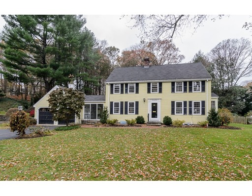 Single Family Home for Sale at 71 Standish Road 71 Standish Road Wellesley, Massachusetts 02481 United States