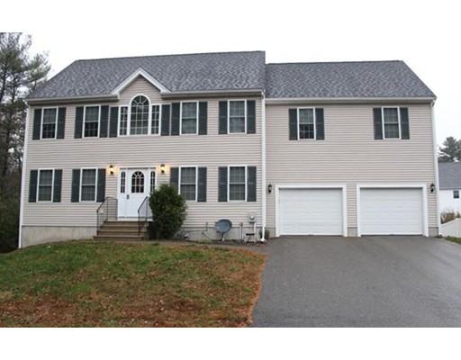 واحد منزل الأسرة للـ Sale في 58 George H Gillespie Way 58 George H Gillespie Way Abington, Massachusetts 02351 United States
