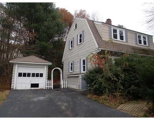 Single Family Home for Sale at 25 Pine Hill Road 25 Pine Hill Road Ashland, Massachusetts 01721 United States