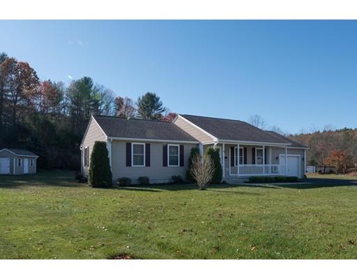 独户住宅 为 销售 在 50 Avis Circle 50 Avis Circle Northampton, 马萨诸塞州 01062 美国