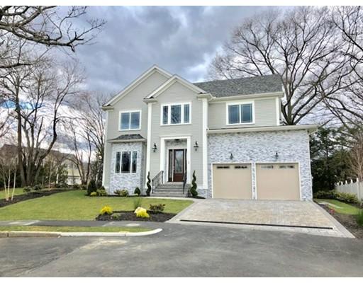 独户住宅 为 销售 在 24 Jules Terrace 24 Jules Terrace 牛顿, 马萨诸塞州 02459 美国
