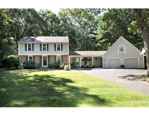 独户住宅 为 销售 在 18 Bowsprit Lane 18 Bowsprit Lane Norwell, 马萨诸塞州 02061 美国