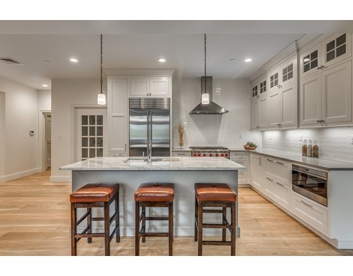 Condominium for Sale at 15 Dix Street Unit 2 Winchester, 01890 United States