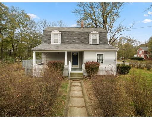 Single Family Home for Sale at 4 Monroe Street 4 Monroe Street Hanson, Massachusetts 02341 United States