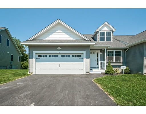 Condominium for Sale at 31 Stratford Village Way Millbury, Massachusetts 01527 United States