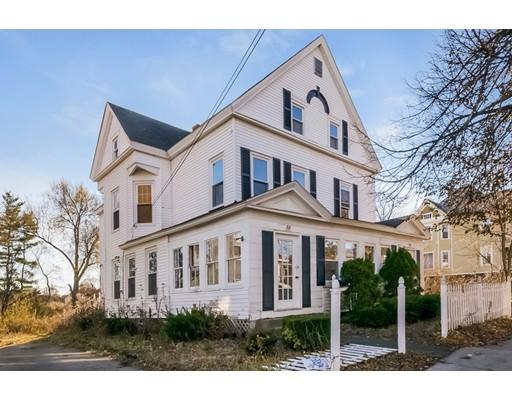 多户住宅 为 销售 在 88 Beacon Avenue 88 Beacon Avenue Holyoke, 马萨诸塞州 01040 美国