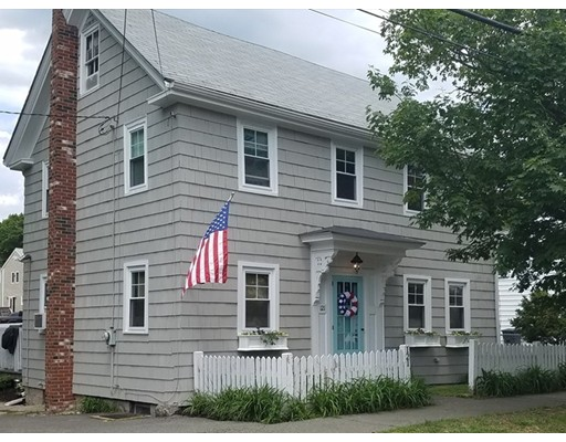 Single Family Home for Sale at 121 Holten Street 121 Holten Street Danvers, Massachusetts 01923 United States
