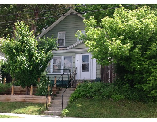 Single Family Home for Sale at 79 Hope Street 79 Hope Street Greenfield, Massachusetts 01301 United States
