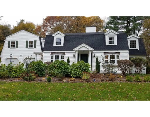 Single Family Home for Rent at 1 Jackson Road Wellesley, 02481 United States