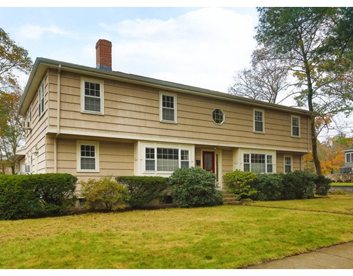 Single Family Home for Sale at 15 MONTCLAIR Road Newton, 02468 United States