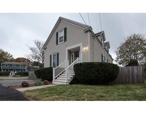 Single Family Home for Sale at 27 Hemenway Road 27 Hemenway Road Swampscott, Massachusetts 01907 United States